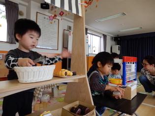 2歳児 親子幼稚園「ゆたかっこサークル」のご案内